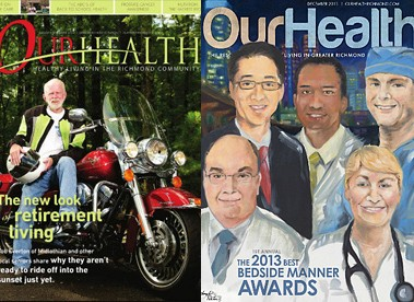 Our Health Magazine with Dr. Tracey Adler