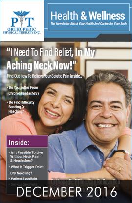 OPT Health Wellness Newsletter December 2016 Issue