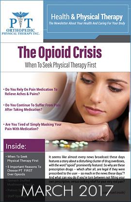 OPT Health Wellness Newsletter - February 2017