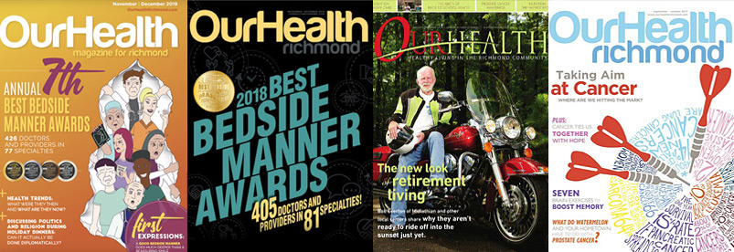 Our Health Magazine - Best Bedside Manner Awards