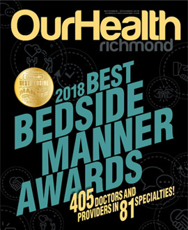 Our Health Richmond - Best Bedside Manner Awards